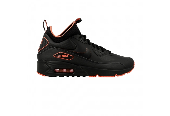 Nike Air Max 90 Ultra MID Winter SE AA4423 001 | Czarny