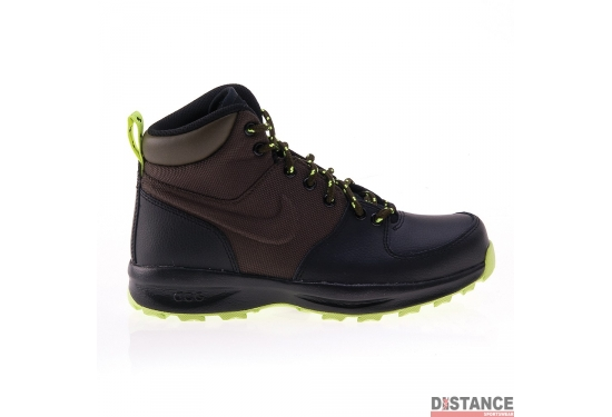 outlet store 49abd 34fd5 ... magnifying glass Nike Manoa Lth Txt Gs 613546-002 ...