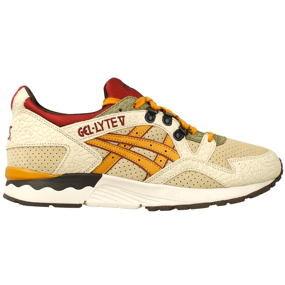 Asics Gel Lyte V Workwear Pack H5P2L 0571 | Beżowy, Brązowy