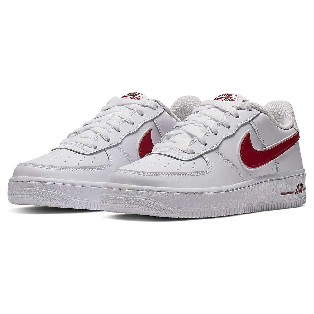 Buty NIKE AIR FORCE 1 3 GS (AV6252 101)