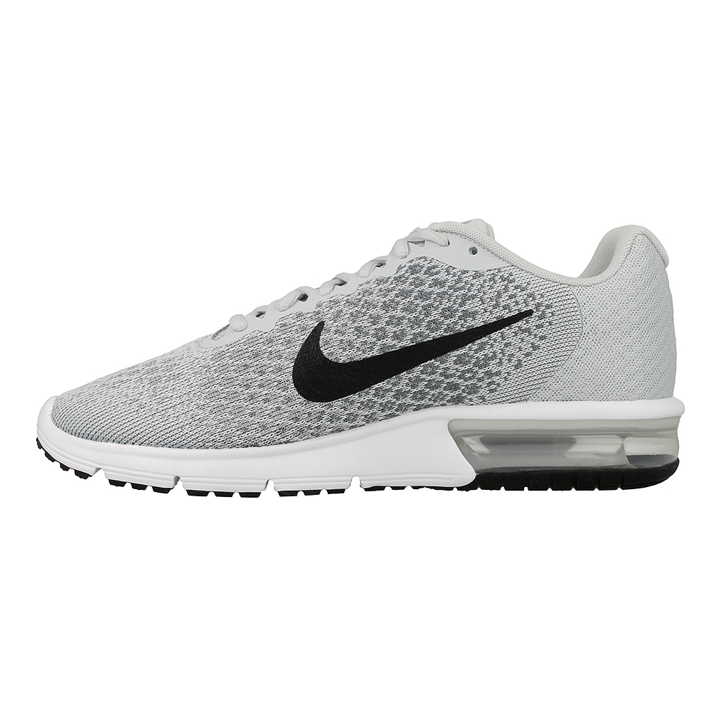 Nike Air Max Sequent 2 852461 002 | Szary ⋆ ButyMarkowe.pl