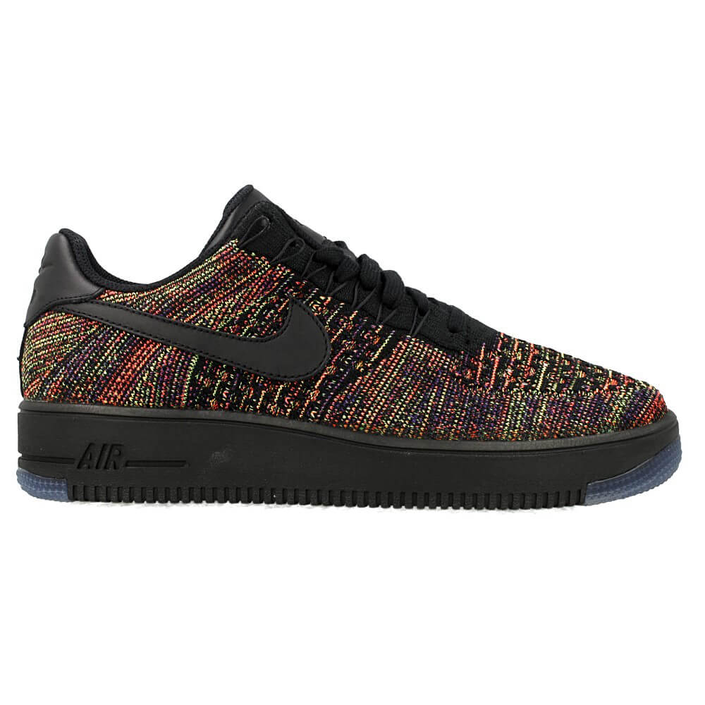 Nike Air Force 1 Flyknit Low Multicolor