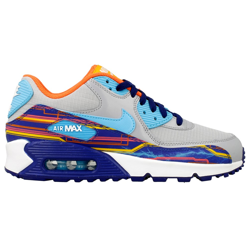 NIKE AIR MAX 90 PREM MESH (GS)