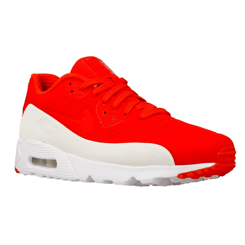 Nike Air Max 90 Ultra Moire 819477 111 | Biały ⋆ ButyMarkowe.pl