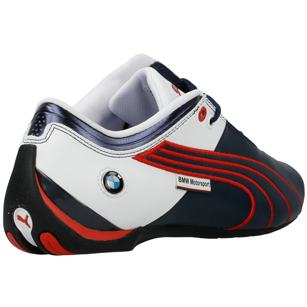 Puma Bmw Ms Future Cat M1 Leather 305258 02 | Biały