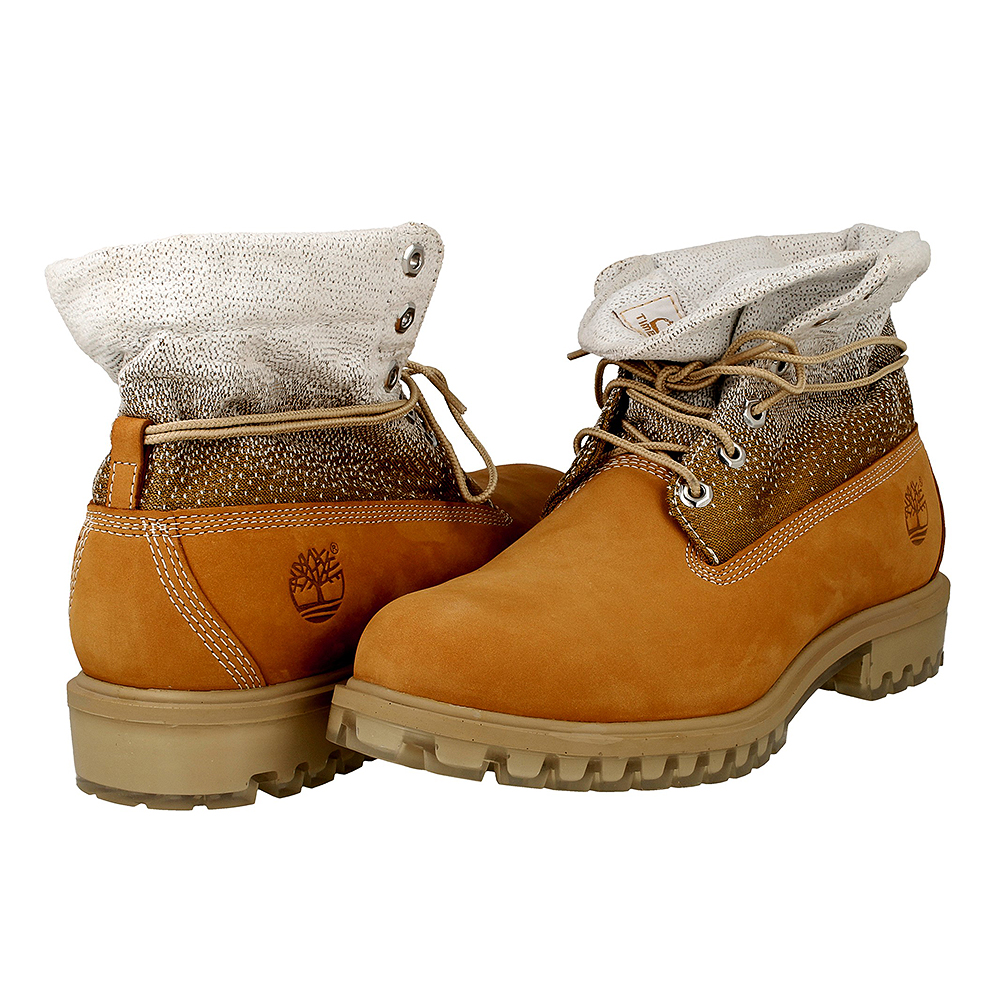 Timberland Roll Top FF Af Wheat A191D | Miodowy , Szary