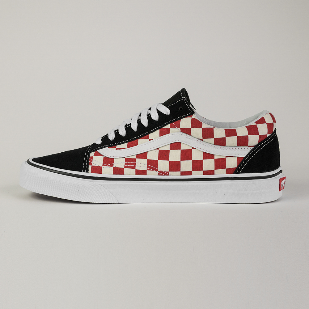 vans checkerboard do biegania